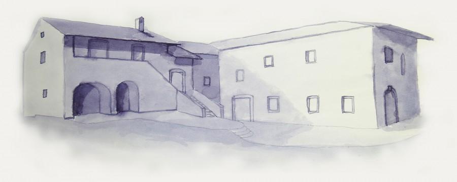 Majerija, Slap pri Vipavi, Vipavska dolina